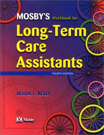 Reldas the best amazon price in savemoney mosbys workbook for long term care assistants fandeluxe Images