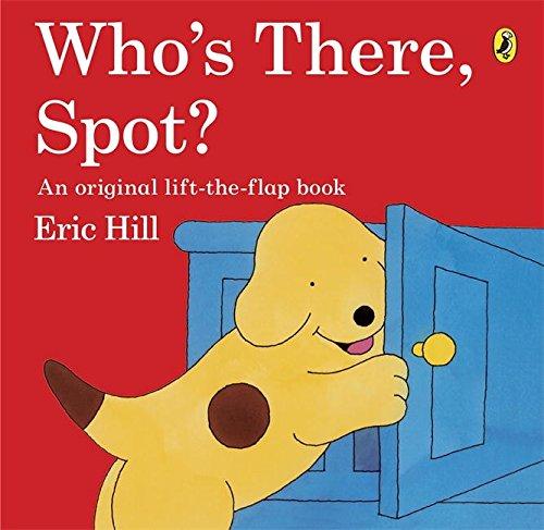 Who's There, Spot? (Thomas Engine Tank Pyjamas)