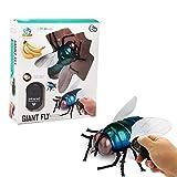 L'insecte d'induction infrarouge de simulation de RC joue des jouets effrayants de coccinelle d'abeille de mouche effrayante