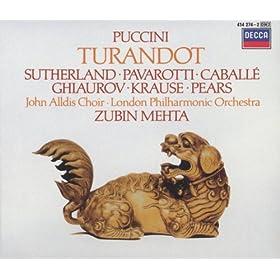 Puccini: Turandot (2 CDs)