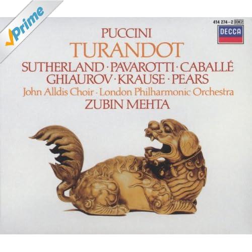 Puccini: Turandot / Act 2 - Straniero, ascolta