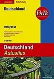 Falk Autoatlas Falkfaltung Deutschland 2009/2010: 1:500000 mit Postleitzahlen (Falk Atlanten)