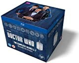 Doctor Who - Complete Series 1-7 Box Set [Blu-ray] [UK Import]