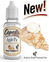 Capella Aroma 13ml DIY Apple Pie V2