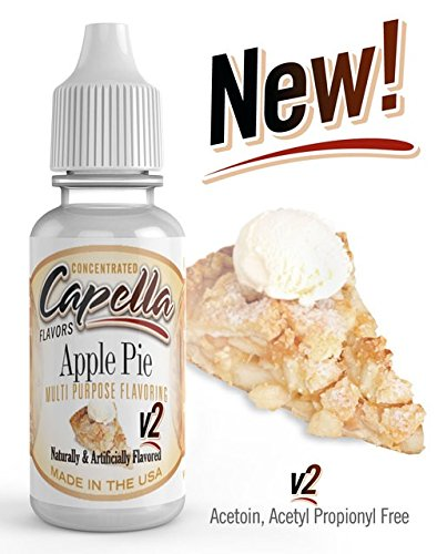 Apple Pie v2 - Capella Aroma 13ml