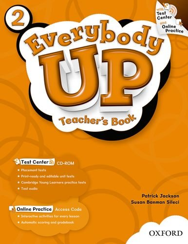Everybody Up! 2. Teacher's Book and Test CD-ROM