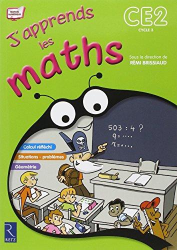 J'apprends les maths CE2 : Programme 2008