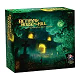 Image for board game Avalon Hill Betrayal at House on the hill