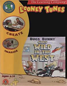 Bugs Bunny Goes Wild in the West