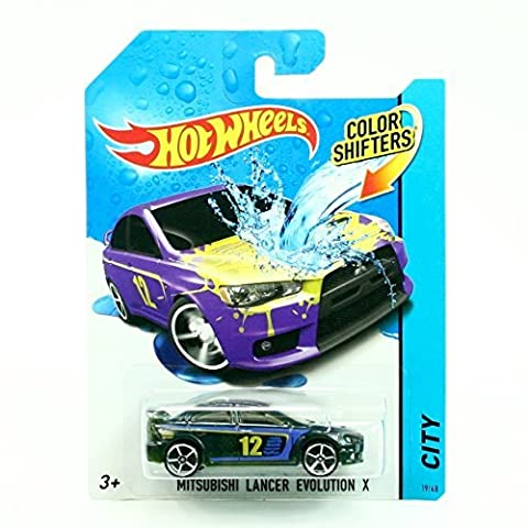 Hot Wheels AUDACIOUS COLOR SHIFTERS 2014 City Series 1:64 Scale Vehicle #2/48