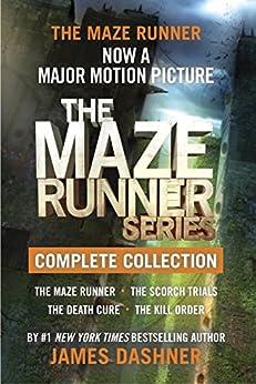 The Maze Runner Series Complete Collection (Maze Runner) par [Dashner, James]