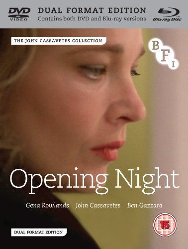 The John Cassavetes Collection: Opening Night (1977) [DVD & Blu-ray] [UK Import]