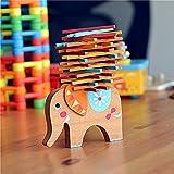 Brigamo Holz Elefant Stapelspiel