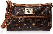 BHPC Womens Crossbody Bag, BROWN - BHVA265BN
