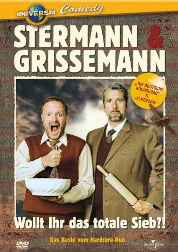 Stermann & Grissemann: Wollt Ihr das totale Sieb!?