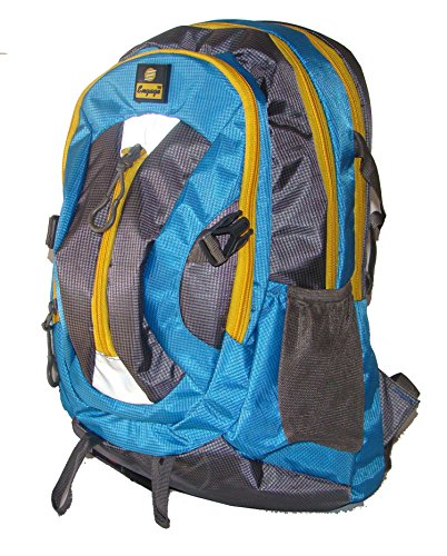 Foonty Engage blue bagpack