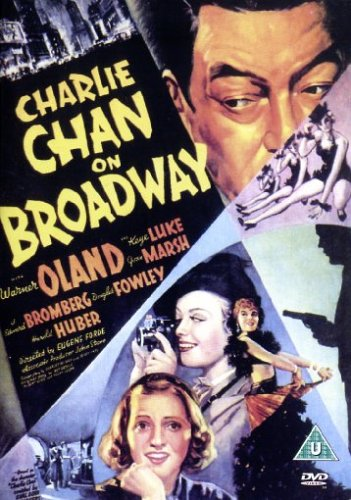 Charlie Chan On Broadway [UK Import]