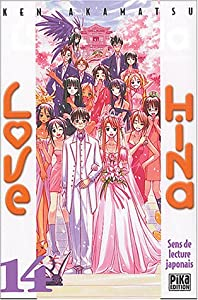 Love Hina Edition simple Tome 14