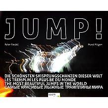 JUMP! Die schönsten Skisprungschanzen der Welt