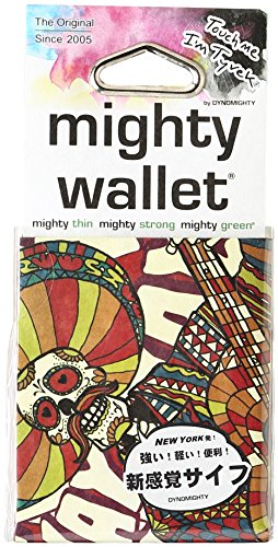 Dynomighty Men's Mighty Wallet Mariachi, Multi, One Size