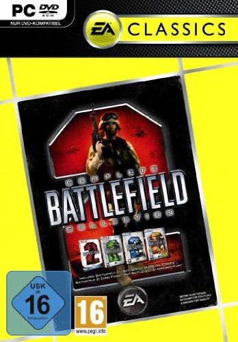 Battlefield 2 - Complete Collection [Software Pyramide]