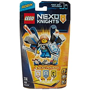 LEGO Nexo Knights 70333: ULTIMATE Robin Mixed