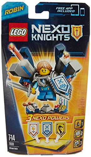 LEGO Nexo Knights 70333 - Ultimativer Robin