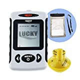 Best Fish Finder Under 200.00s - Wireless Waterproof Portable Fish Finder with Dot Matrix Review