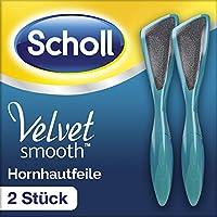 Scholl Velvet Smooth Hornhautfeile mit Diamantpartikeln, 2er Pack(2 x 1 Stück) preisvergleich bei billige-tabletten.eu