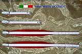 Paire de bretelles courroies sangles d\'accordéon 6 CM 100% Fabriquées en Italie