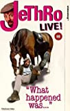 Picture Of Jethro: Live!  - What Happened Was... [VHS]