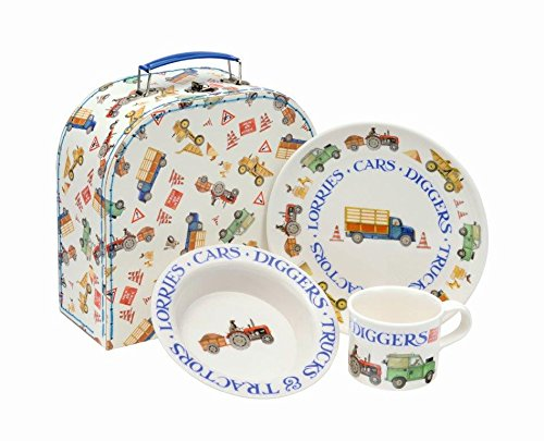 Emma Bridgewater 3-Piece Childrens Melmaine Set in Carry Case