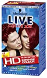 Best Hair Dyes - Schwarzkopf Live XXL R43 Red Passion Hair Colour Review