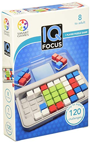 Comprar Smart Games-SG422 IQ Focus, Multicolor (SG422)