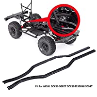 SOULONG RC Car Battery Plate , Carbon Fiber Battery Mounting Plate for Traxxas Hsp Redcat Rc4wd Axial scx1 1:10 Crawler RC Car