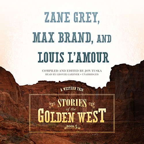 Stories of the Golden West  Audiolibri