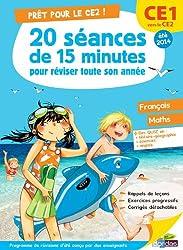 Cahier de vacances - Prêt pour le CE2