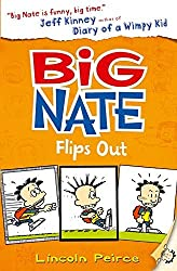 Big Nate Flips Out (Big Nate, Book 5) (Big Nate 5) by Lincoln Peirce (2013-01-31)