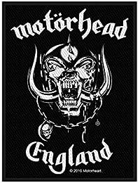 Motörhead parche–England–Motörhead Patch–tejida & licencia oficial..