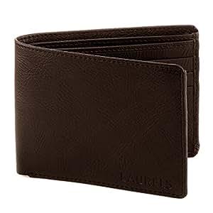 Laurels Brown Mens Wallet