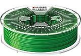 Formfutura 175HDGLA-STGRE-0750 3D Printer Filament, PETG, See Through Grün