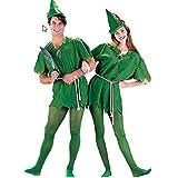 Adultos Peter Pan Disfraz de Halloween cosplay traje (jap?n importaci?n)