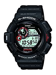 Casio G-Shock Professional Digital Grey Dial Men's Watch - G-9300-1DR (G342)