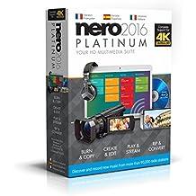 Nero 2016 Platinum - Software De Grabación