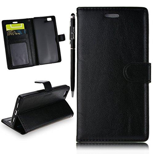 SMARTLEGEND PU in Pelle per Huawei P8 LITE (5