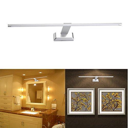9W 48 LED 2835 SMD Lámpara Pared Baño Espejo Aplique