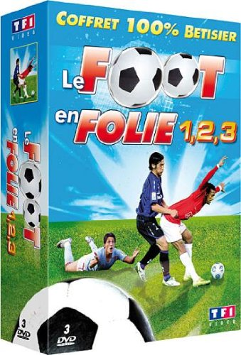 Le Foot en folie - Coffret 3 DVD
