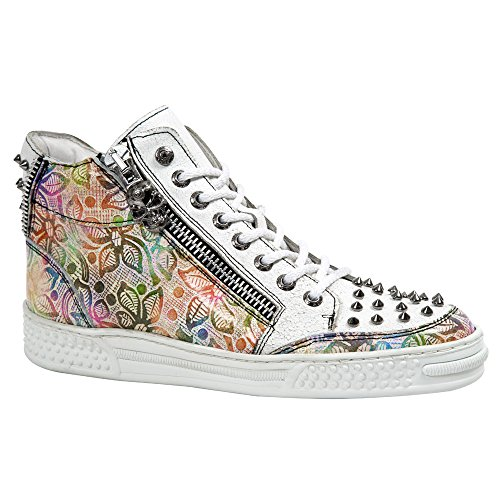 New Rock M Ps039 S30, Baskets mode femme Multicolore (Floral Multi Color/Bruma Crack B)