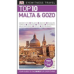 Malta And Gozo. Top 10. Eyewitness Travel Guide (DK Eyewitness Travel Guide)