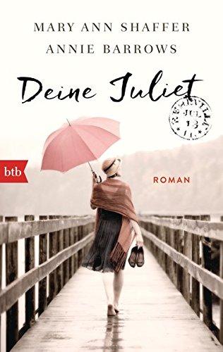 Buchseite und Rezensionen zu 'Deine Juliet: Roman' von Mary Ann Shaffer